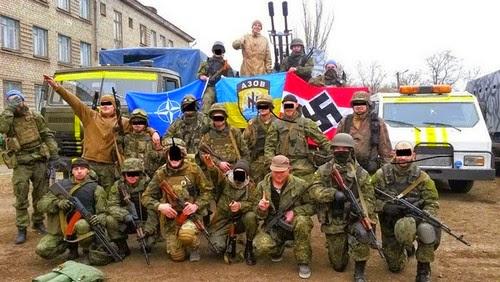 Azov neo nazi