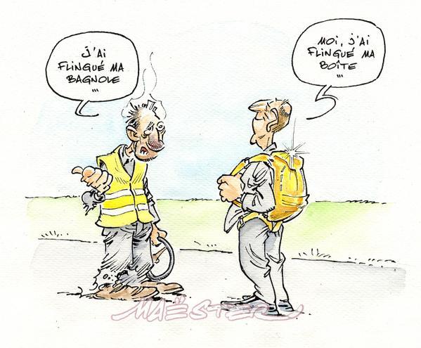 Transition Ecologique Les Gilets Jaunes Ont Raison Le Blog De