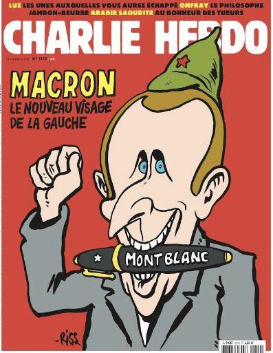 blog -Macron-nouveau visage de la gauche-Riss