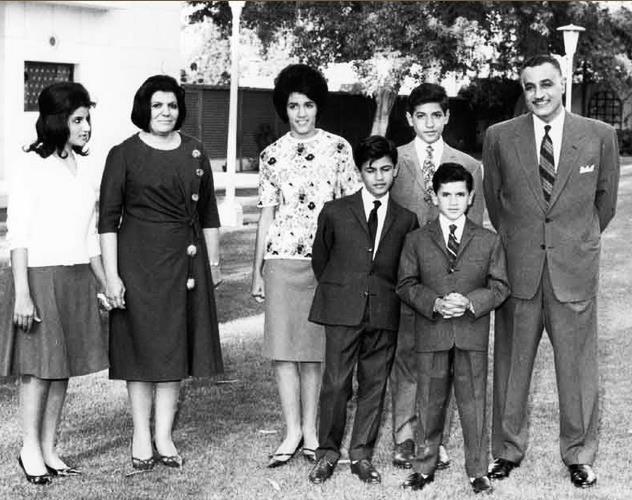 Nasser's_family